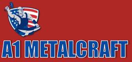 A1 Metalcraft Logo